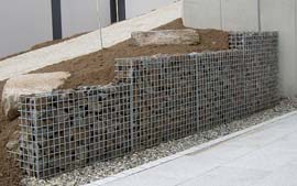 S+S wire systems have been developed by Gitttec: the wall of wire (wirewall)